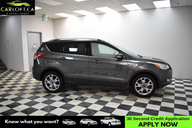 2015 FORD ESCAPE Titanium 4X4- NAV * LEATHER * BACKUP CAM in Kingston, Ontario