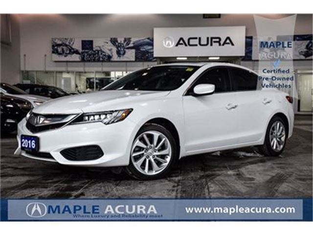 2016 Acura ILX Leather Navi, back up camera in Maple, Ontario
