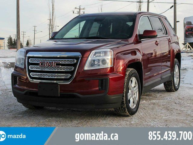 2016 GMC Terrain SLE-1 AWD BACK UP CAMERA 2 SETS OF TIRES ACCIDENT FREE in Edmonton, Alberta