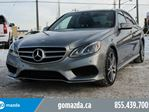 2014 Mercedes-Benz E-Class Base in Edmonton, Alberta