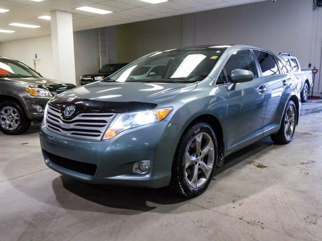2010 TOYOTA Venza Touring, Leather, Heated Seats, Dual Sunroof, Backup Camera in Edmonton, Alberta