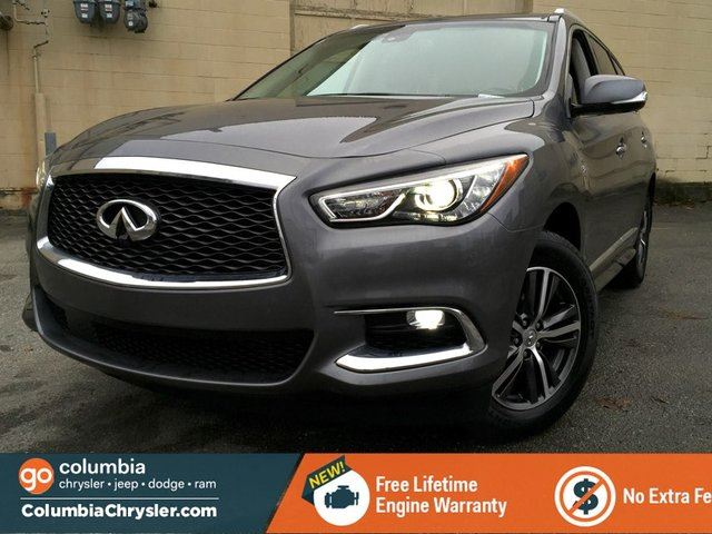 2017 INFINITI QX60 Premium Package in Richmond, British Columbia