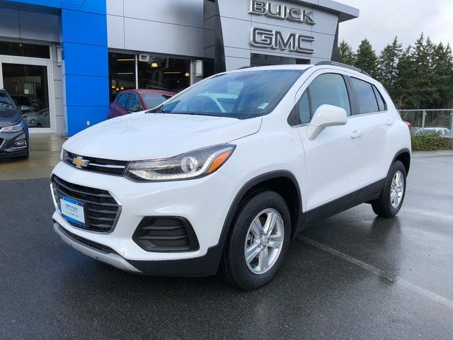 2017 CHEVROLET Trax LT in Victoria, British Columbia