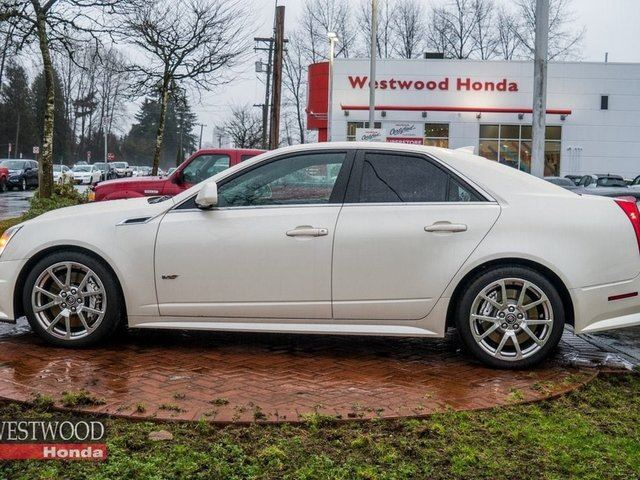 2013 CADILLAC CTS V Base in Port Moody, British Columbia