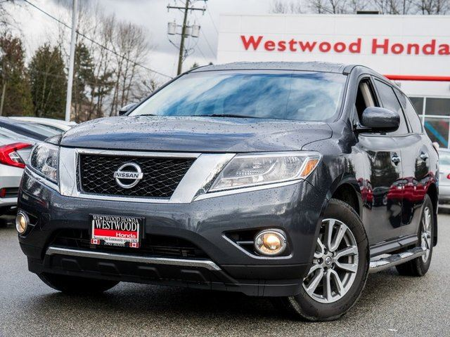 2014 NISSAN PATHFINDER S in Port Moody, British Columbia