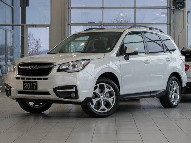2017 SUBARU FORESTER Forester 2.5i Limited 4dr All-wheel Drive in Kelowna, British Columbia