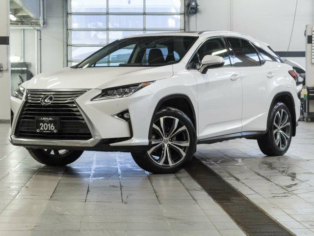 2016 LEXUS RX 350 Luxury w/Front and Rear Park Assist in Kelowna, British Columbia