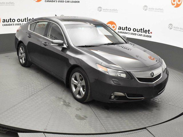 2013 ACURA TL All-wheel Drive Sedan in Edmonton, Alberta
