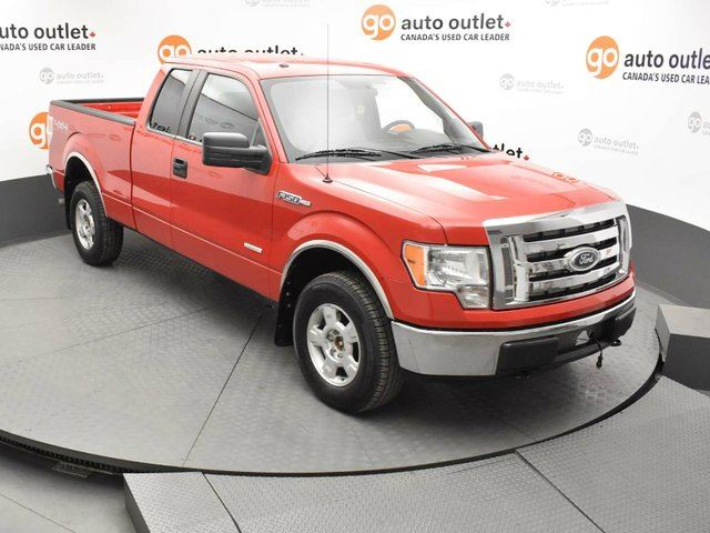 2012 FORD F-150 XLT 4x4 Super Cab 6.5 ft. box 145 in. WB in Red Deer, Alberta