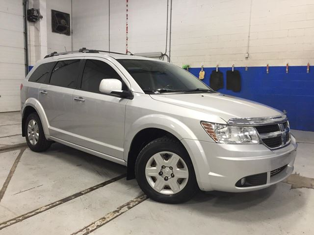 2010 DODGE Journey R/T - LEATHER - DVD - ALLOYS - COMING SOON in Aurora, Ontario