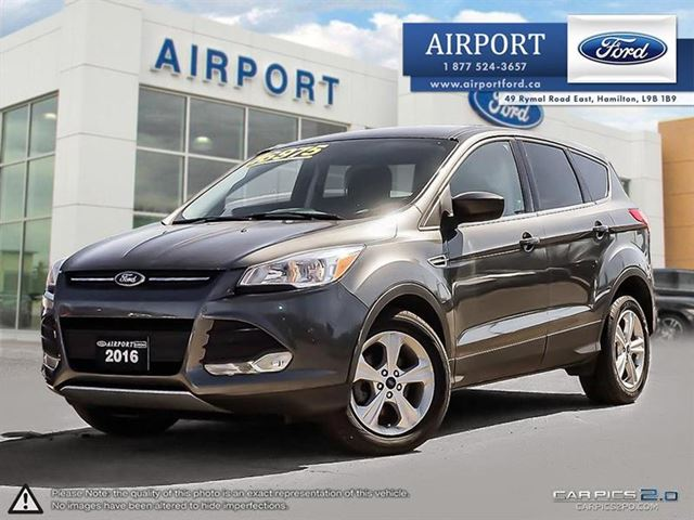 2016 FORD Escape SE FWD with only 87,328 kms in Hamilton, Ontario