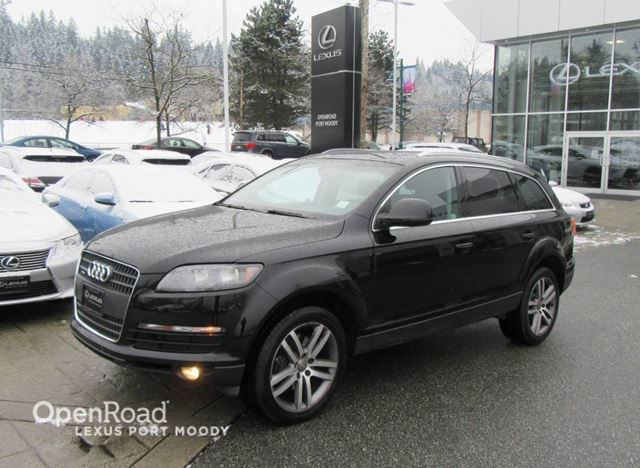 2009 AUDI Q7 Navigation - Panoramic Sunroof in Port Moody, British Columbia