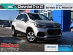 2017 Chevrolet Trax LT/AWD/CLEAN HSTRY/WARRANTY/REAR CAMRA/REMOTE STRT in Milton, Ontario