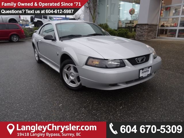 2004 FORD MUSTANG Base *ACCIDENT FREE*ONE OWNER*LOCAL BC CAR* in Surrey, British Columbia