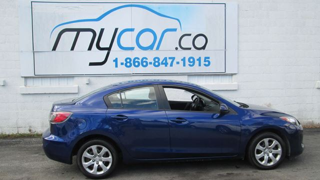 2013 MAZDA MAZDA3 GX in Kingston, Ontario