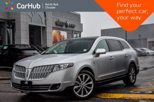 2012 LINCOLN MKT EcoBoost AWD Backup_Cam Nav Bluetooth Heat Frnt.Seats 19Alloys in Thornhill, Ontario