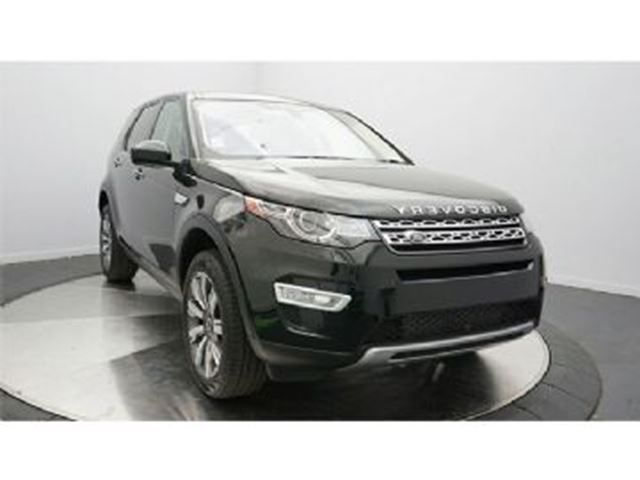 2017 LAND ROVER Discovery HSE 5+2 SEATING/MERIDIAN/NAVI in Mississauga, Ontario