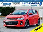 2017 Chevrolet Sonic LT in Merritt, British Columbia