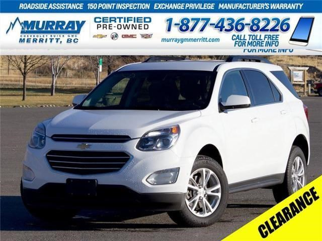 2017 Chevrolet Equinox LT in Merritt, British Columbia