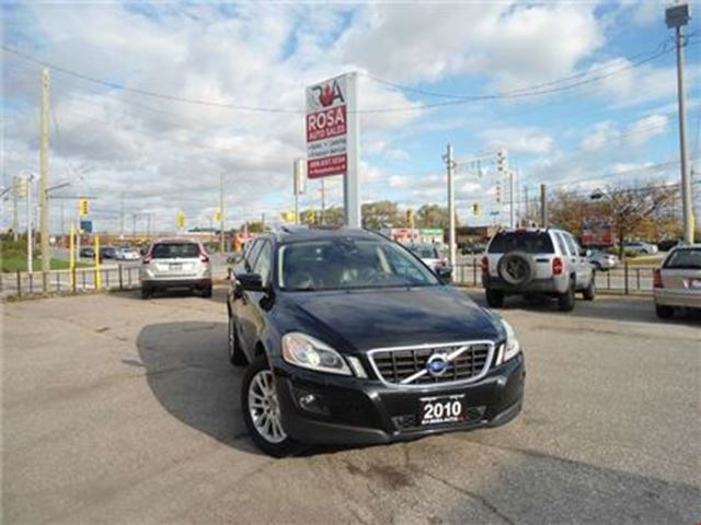 2010 VOLVO XC60 AWD 5dr 3.0L T6 AUTO SUNROOF LEATHER HEATED SEAT P in Oakville, Ontario