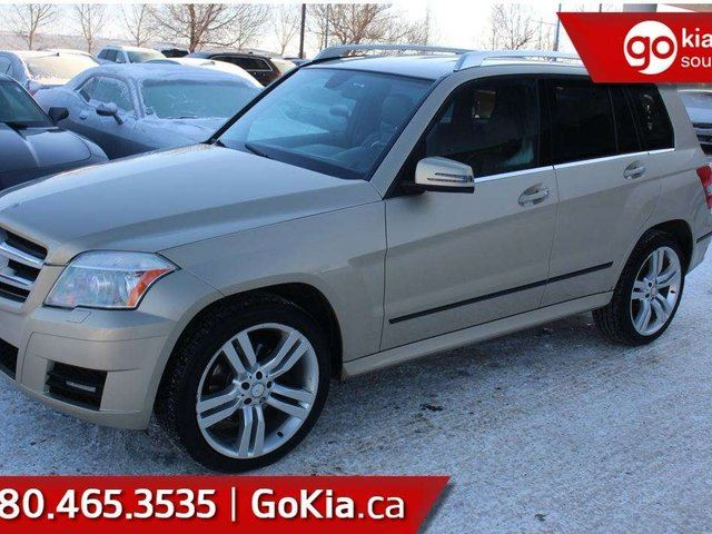 2011 MERCEDES-BENZ GLK-CLASS Base in Edmonton, Alberta