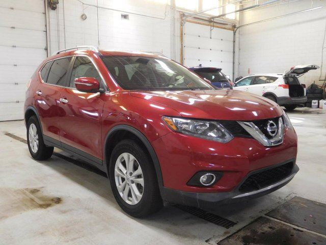 2015 NISSAN ROGUE SV 4dr All-wheel Drive in Calgary, Alberta