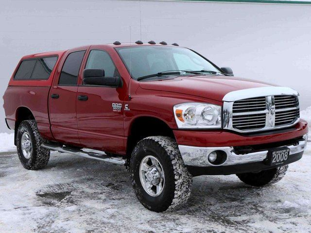 2008 DODGE RAM 3500 SLT 4x4 Diesel in Kelowna, British Columbia