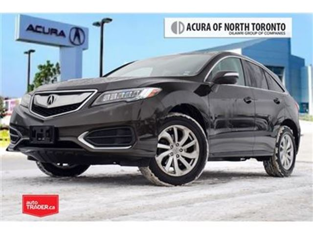 2016 ACURA RDX Tech at Accident Free Navigation Leather in Thornhill, Ontario