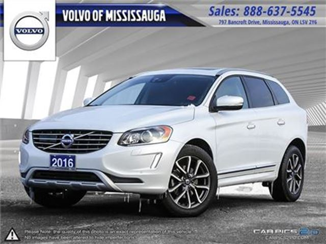 2016 VOLVO XC60 T5 AWD SE Premier in Mississauga, Ontario