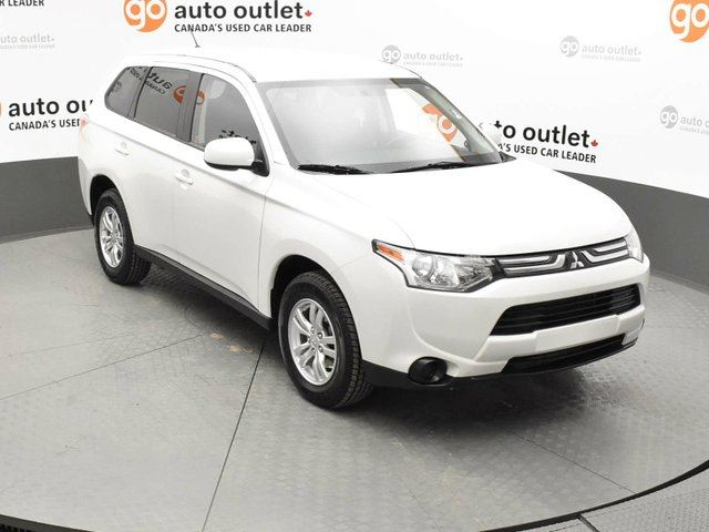 2014 MITSUBISHI OUTLANDER ES in Red Deer, Alberta