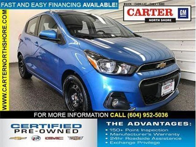 2016 CHEVROLET SPARK LT in North Vancouver, British Columbia