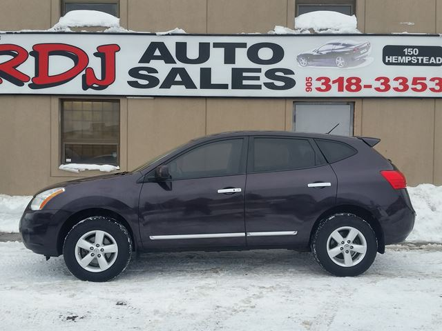2013 NISSAN ROGUE SPEC.EDITION.1 OWNER.ACCIDENT FREE in Hamilton, Ontario