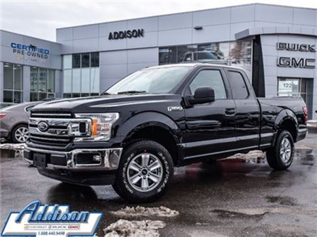 2018 FORD F-150 XLT Only 607 km's! 4x4 in Mississauga, Ontario