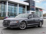 2015 Audi A8 3.0T in Mississauga, Ontario