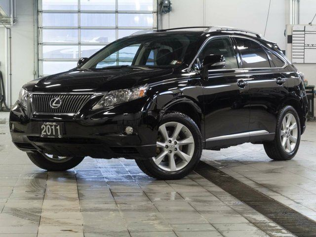 2011 LEXUS RX 350 Touring w/Heated and Cooled Seats in Kelowna, British Columbia