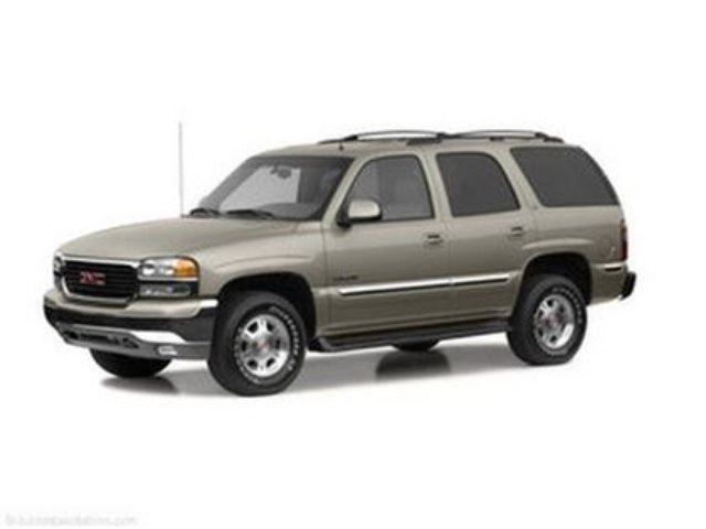 2002 GMC YUKON Commercial in Winnipeg, Manitoba