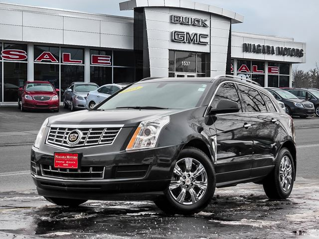 2015 CADILLAC SRX Luxury Collection AWD in Virgil, Ontario