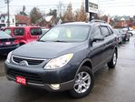 2012 Hyundai Veracruz GLS,ONE OWNER,NO ACCIDENT,BLUETOOTH,DVD PLAYER in Kitchener, Ontario