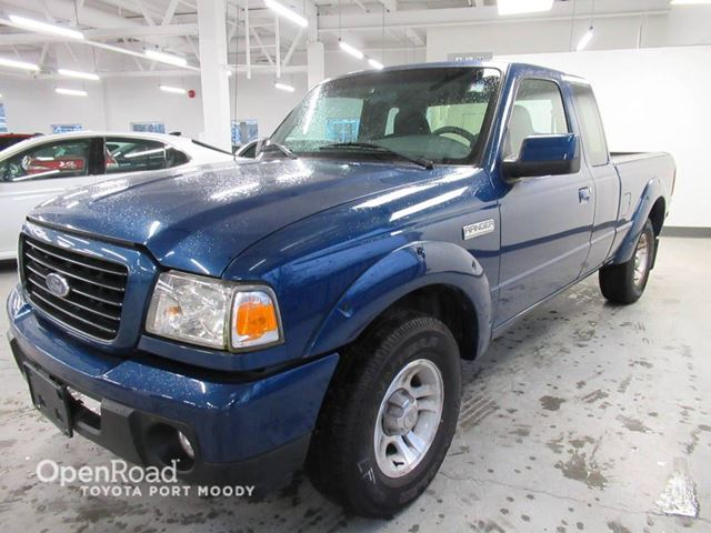 2008 FORD RANGER Sport in Port Moody, British Columbia