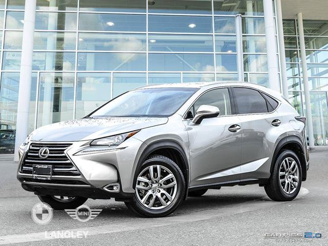 2016 LEXUS NX 200T           in Langley, British Columbia