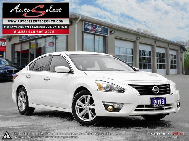 2013 NISSAN ALTIMA ONLY 64K! **BACK-UP CAMERA**SUNROOF**HEATED SEATS in Scarborough, Ontario