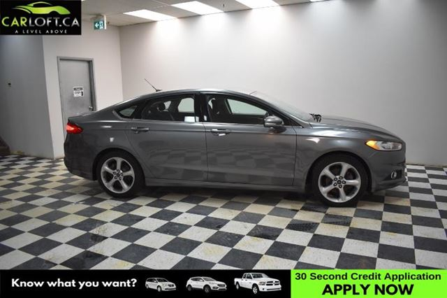 2014 FORD FUSION SE- NAV * BACKUP CAM * BLUETOOTH in Kingston, Ontario