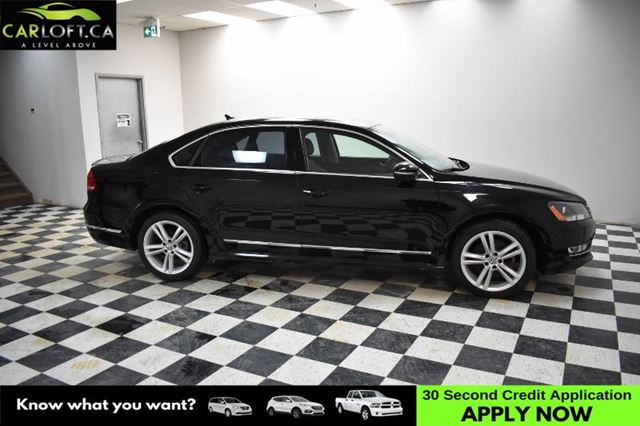 2012 VOLKSWAGEN PASSAT 2.0 TDI Comfortline- LEATHER * SUNROOF * HEATED SE in Kingston, Ontario