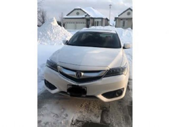 2017 ACURA ILX 4dr Sdn A-Spec in Mississauga, Ontario
