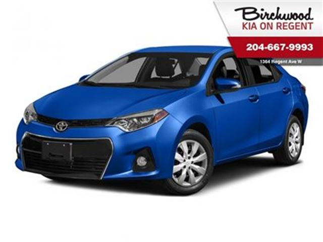 2015 TOYOTA COROLLA CE ** JUST ARRIVED AND READY TO GO ** in Winnipeg, Manitoba