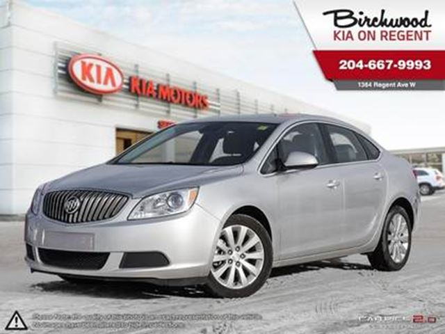 2017 BUICK VERANO Base **NO PAYMENTS FOR 90-days (O.A.C.) ** in Winnipeg, Manitoba