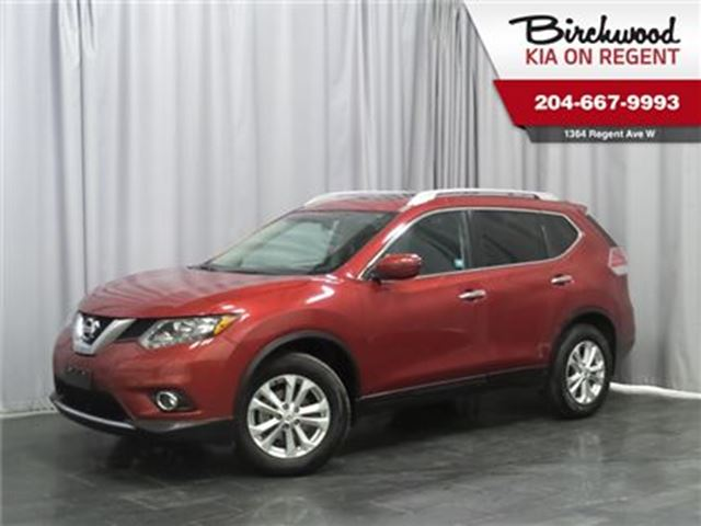2016 NISSAN ROGUE S ** COMING SOON!! Get in line for it! in Winnipeg, Manitoba