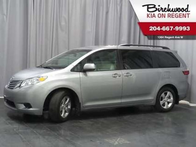 2017 TOYOTA SIENNA LE ** COMING SOON!! Get in line for it! in Winnipeg, Manitoba