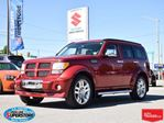 2009 Dodge Nitro R/T ~Nav ~Power Moonroof ~Heated Leather in Barrie, Ontario