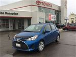2015 Toyota Yaris LE New Tires 1 Owner TCUV in Bowmanville, Ontario